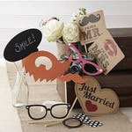 Vintage Affair Photo Booth Kit
