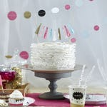 Confetti Party - Cake Bunting